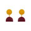 K 478_5 EARRINGS ATELIER PYXIS ENAMEL